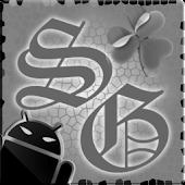 GOWidget Theme SkullGray-Free
