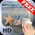 Sea Star HD. Live Wallpaper. icon