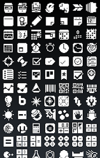 1-BIT Icon Theme- screenshot thumbnail
