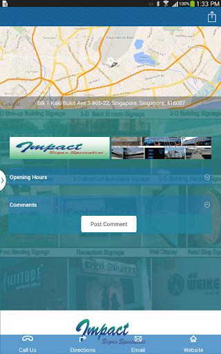 【免費商業App】Impact Signs Specialist-APP點子