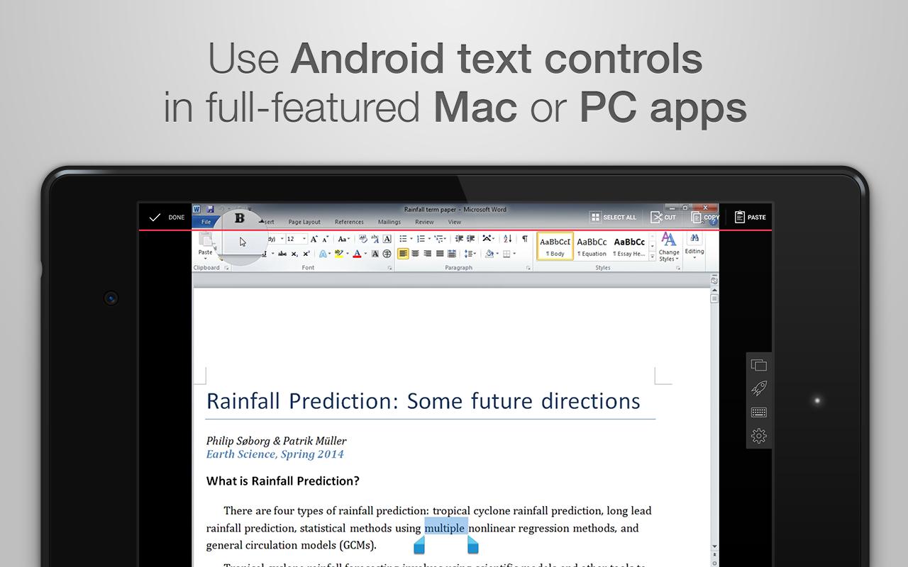 Parallels Access screenshot #9