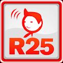 Web R25 リーダー logo