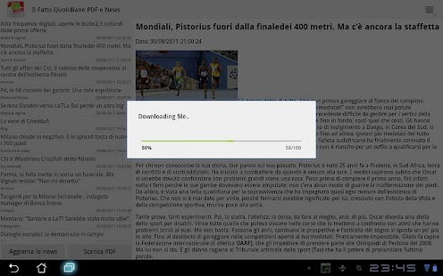 Il Fatto Quotidiano PDF Plus - screenshot thumbnail