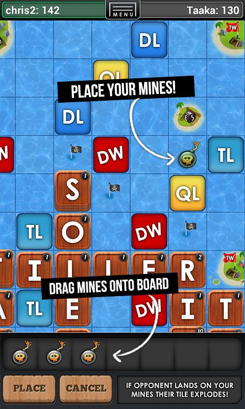 Word Pirates: Word Game- screenshot