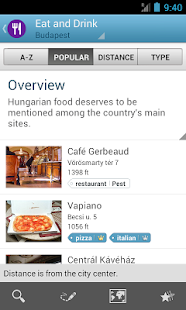 Budapest Travel Guide - screenshot thumbnail