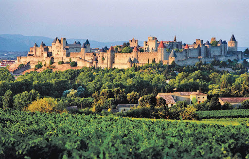 Scenic-Cruises-France-Castles - Head to France on a Scenic river cruise and spend part of your vacation visiting impressive castles and other historic sites.
