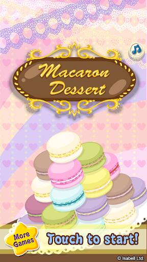Macaron Dessert