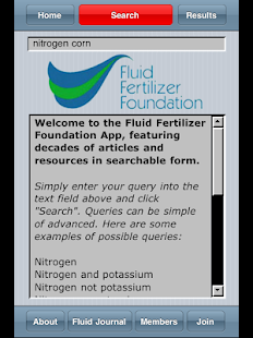 FFF Search- screenshot thumbnail