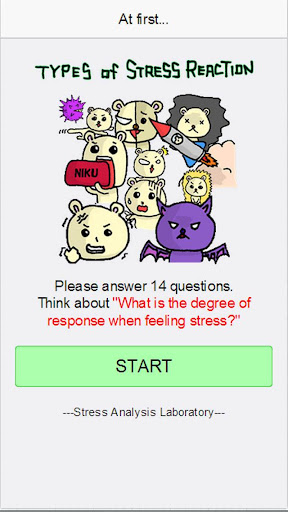 Types of Stress Reaction