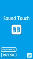 Screenshot of Sound Touch