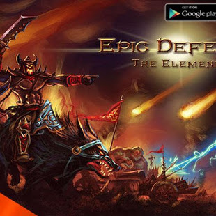 Download Epic Defense – the Elements 1.8.1 APK + Data