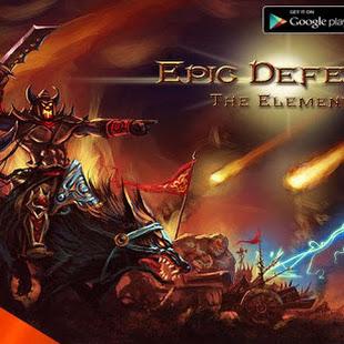 Download Epic Defense – the Elements 1.8.1 APK + Data