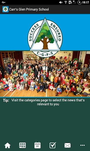 Carr's Glen Primary School