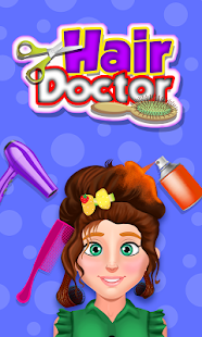 Hair Doctor Salon - screenshot thumbnail