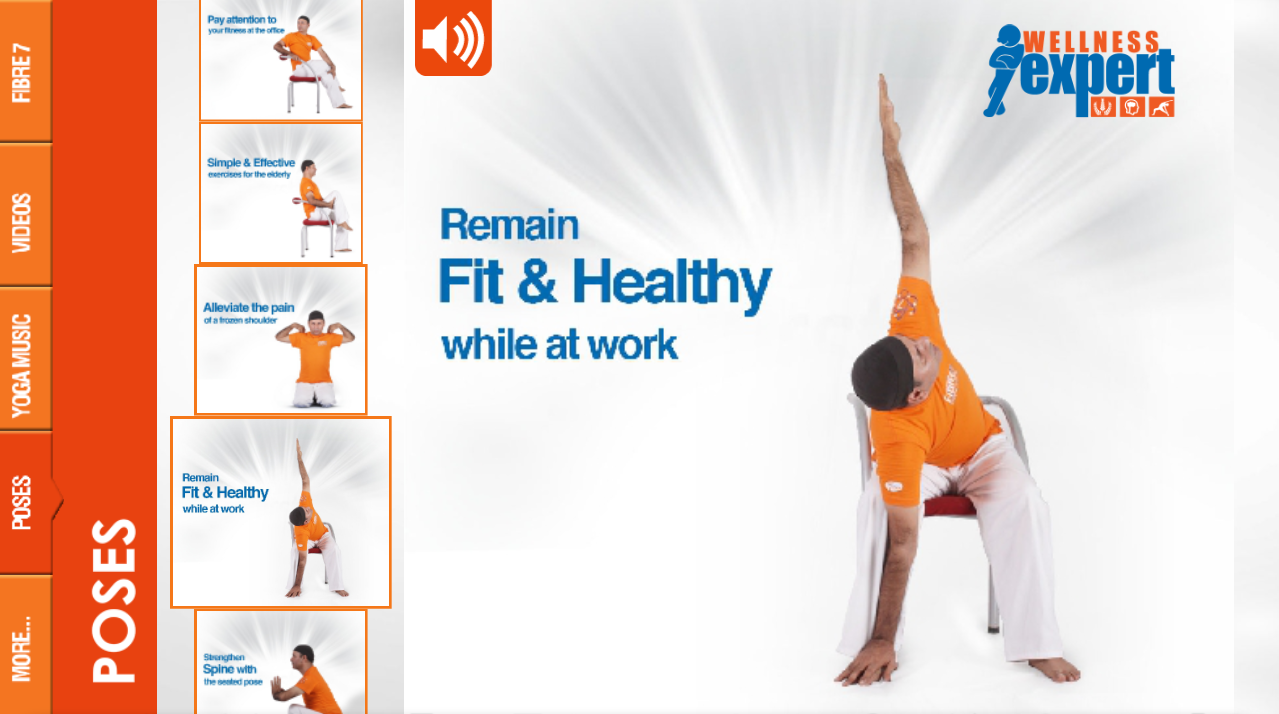 Fibre7 Wellness Expert- screenshot