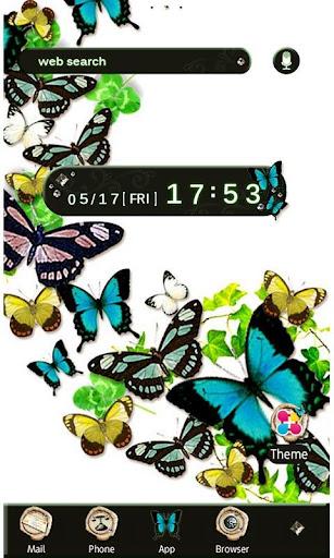 Butterflies in summer [+]HOME
