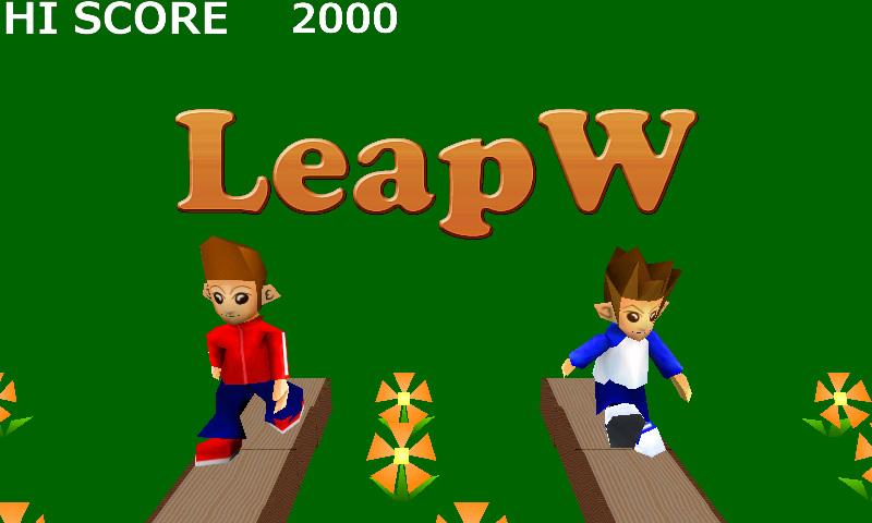 LeapW- screenshot