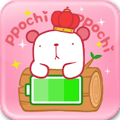 PPOCHI Battery Widget Mid Age