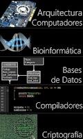 Screenshot of Grados de Ingeniería