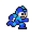 Rockman 8 bit Live Wallpaper icon