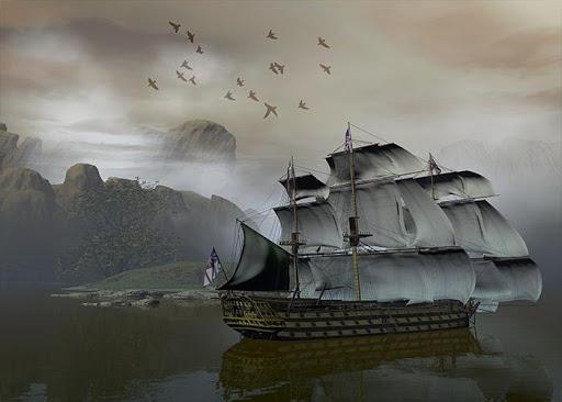 遊戲中的船隻