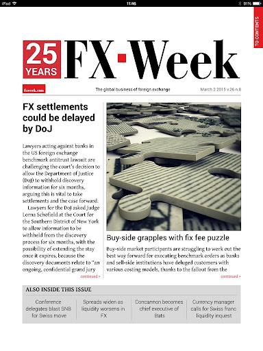 FX Week