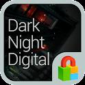 DarkNight 2 Dodol Locker Theme icon