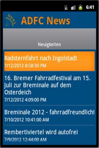 ADFC-News- screenshot