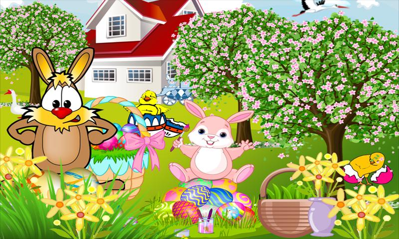Easter Eggs Hidden Objects - screenshot