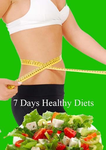 7 Days Healthy Diets