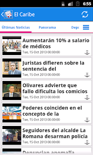 República Dominicana Noticias - screenshot thumbnail