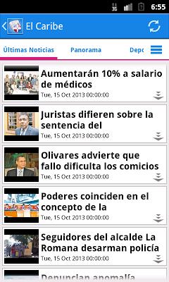 República Dominicana Noticias - screenshot