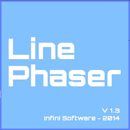 Line Phaser LOGO-APP點子