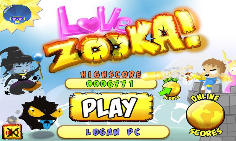 Love Zooka - screenshot