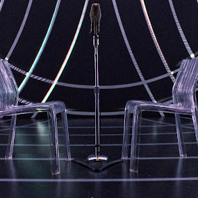 Mirrored Chairs by Dan Herman - Artistic Objects Furniture
