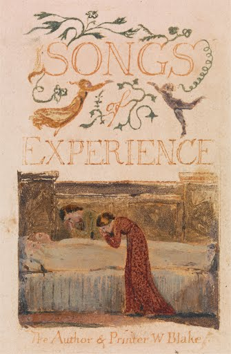an analysis of william blakes semantic development of the songs of innocence and the songs of experi