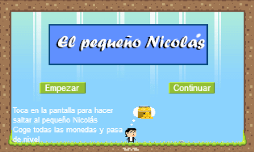 Little Nicolas Game
