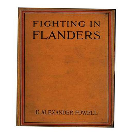 Fighting In Flanders 書籍 LOGO-阿達玩APP