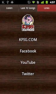 KPIG Online Radio - screenshot thumbnail