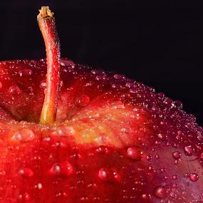 A for apple by Nizam Akanjee - Food & Drink Fruits & Vegetables ( akanjee, fruit, abhisaek, apple )