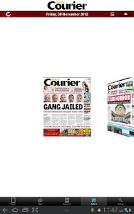 The Halifax Courier- screenshot thumbnail