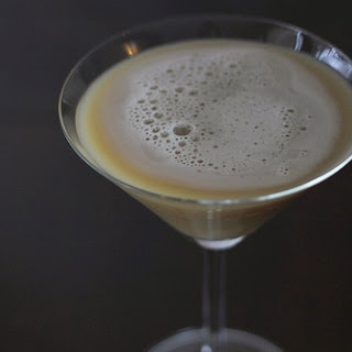 Chocolate Hazelnut Martini.