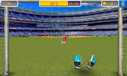 超級守門員 - 足球遊戲