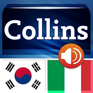 Korean<>Italian Dictionary Icon