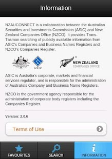 NZAUConnect- screenshot thumbnail