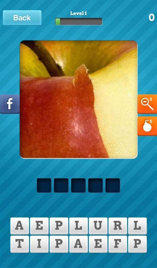 Close Up Pics - Zoomed Quiz- screenshot