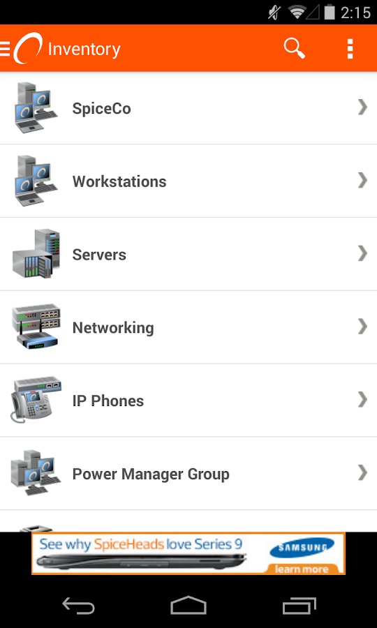 Spiceworks Android Apps On Google Play