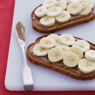 Banana & Almond Butter Toast