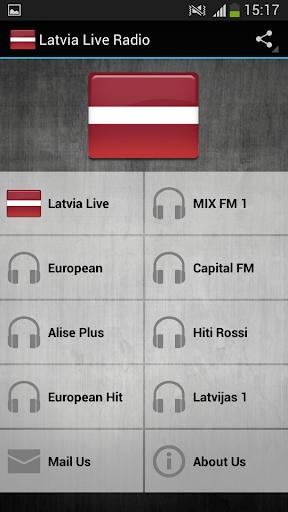 Latvia Live Radio