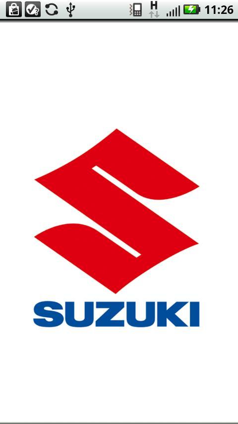 Suzuki DirectAssist: captura de tela